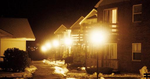 LIGHT TRESSPASS